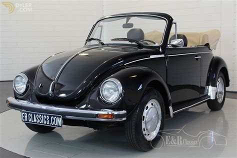 Volkswagen Cabriolet Convertible by Used Volkswagen Beetle Convertible For Sale Classic 1975