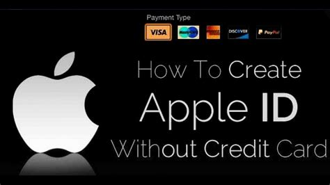 how to make a new apple id without credit card how to create free apple id on pc mac