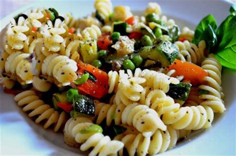 salade de p 226 tes froides aux l 233 gumes