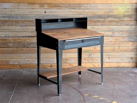 vintage industrial desk penn desk vintage industrial furniture