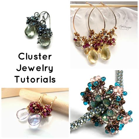 jewelry tutorials shape up your accessories with geometric jewelry