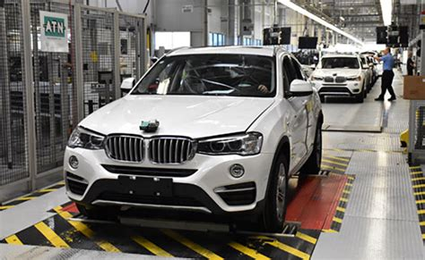 Bmw South Carolina by 3 5 Millionth Spartanburg Made Bmw Headed To China