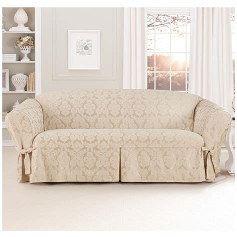 surefit sofa covers sure fit 174 middleton sofa slipcover 581237 furniture