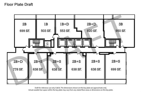 condo floor plans toronto get transit city condos price floorplans vaughan vmc