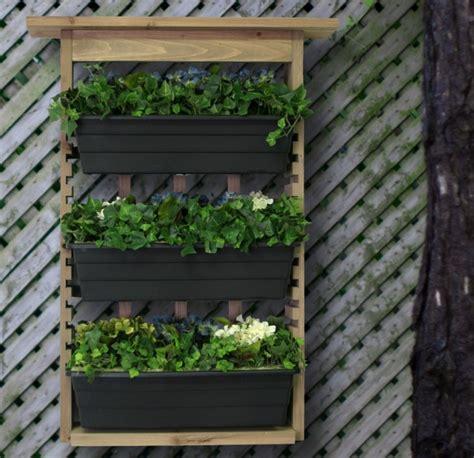 vertical wall planter vertical living wall planter