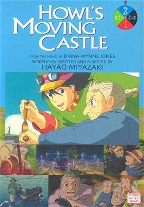 howls moving castle picture book howl s moving castle vol 3 howl s moving castle