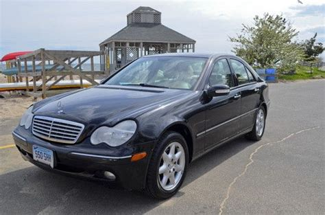 2001 Mercedes C Class C320 by Purchase Used 2001 Mercedes C Class C320 Mercedes