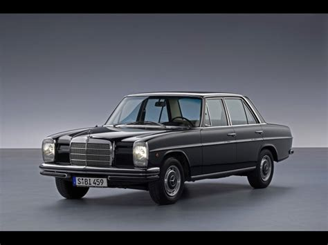 Mercedes Classic Cars by Mercedes W114 Review Classic Cars For Sale Uk