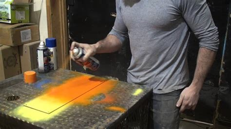 what can you paint at painting with a twist how to paint a fade with spray cans