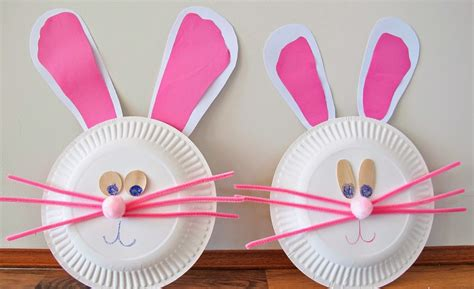 paper plate and craft ideas paper plates animal craft for craft gift ideas