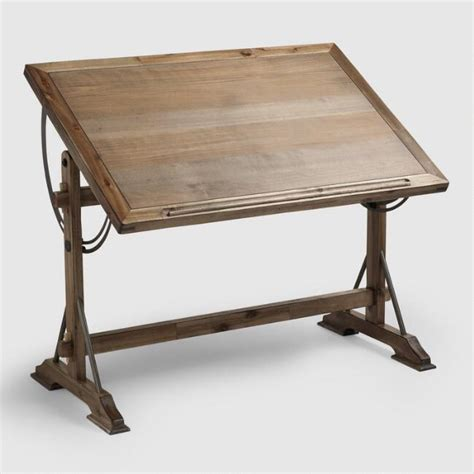 desk with drafting table drafting desk world market