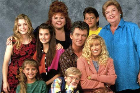 step by step then now the cast of step by step