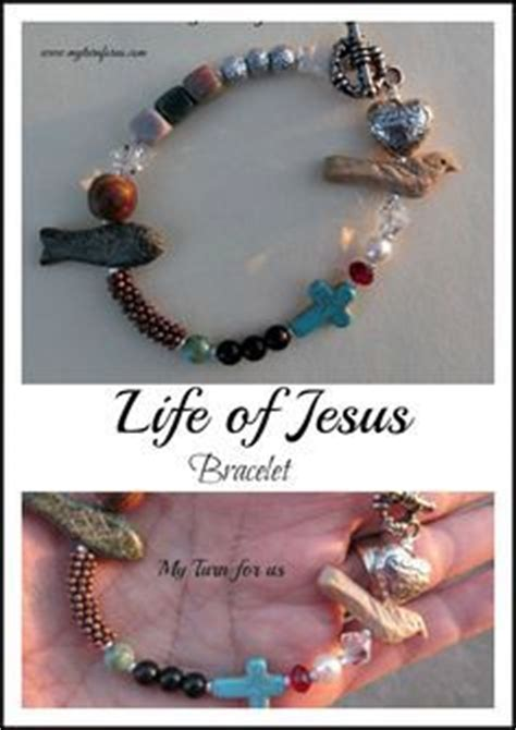 story of jesus bracelet what do the how to make a quot of quot bracelet shape salvation