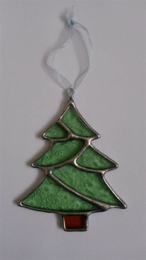 tree glass tree stained glass decoration