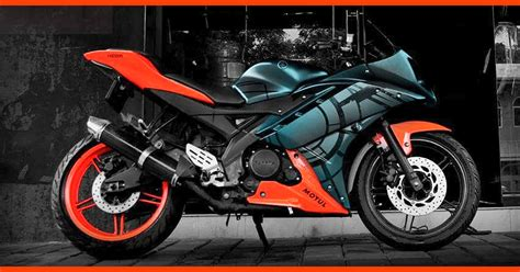 R15 V2 0 Modification by R15 Modified Bikes Www Pixshark Images Galleries