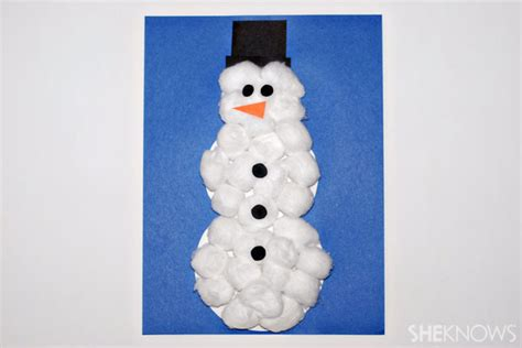 snowman crafts for easy snowman crafts new calendar template site