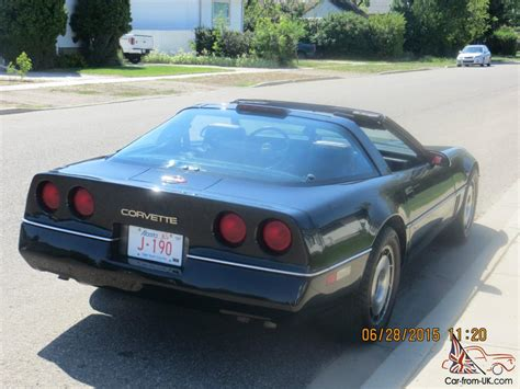 Directional Mirrors by Chevrolet Corvette C4 Coupe