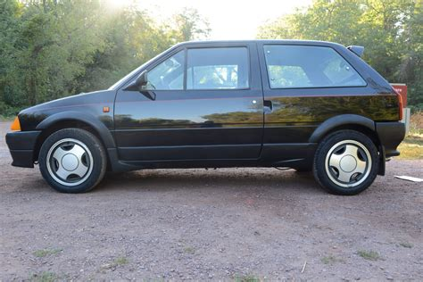 Citroen Gt For Sale by 1991 Citroen Ax Gt 5 Speed For Sale On Bat Auctions
