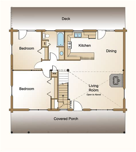 open floor plans small homes open floor small home plans