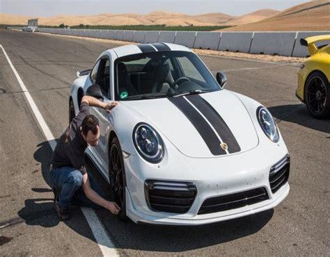Porsche Carbon Fiber Wheels by Porsche Cooks Up Carbon Fiber Wheels For Top 911 Turbo S