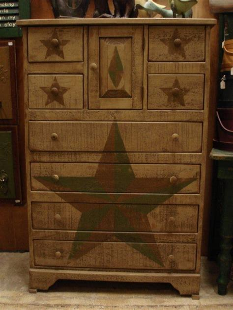 primitive bedroom furniture amish primitive chest of drawers chest of drawers