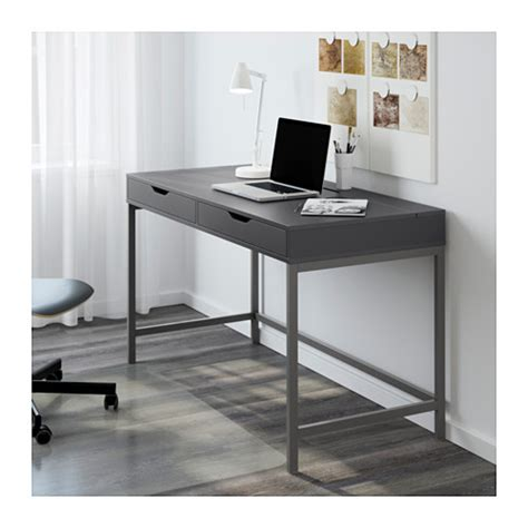 alex desk ikea alex desk grey 131x60 cm ikea