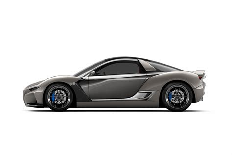 Sports Car Concept by If Yamaha Made A Sports Car It Would Look Like This