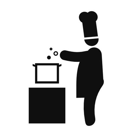 Black Kitchen Islands cooking chef icons download free icons