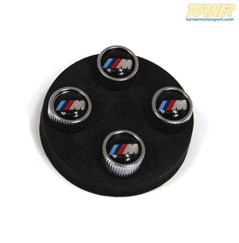 Bmw Valve Stem Caps by 36110421543 Valve Stem Caps Quot M Quot Logo Set Of 4
