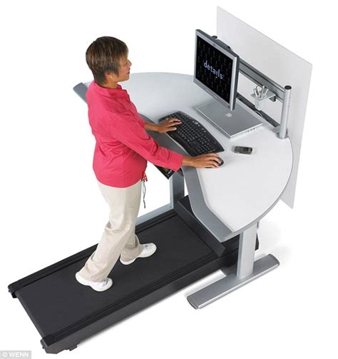 stand up desk with treadmill save yourself from sitting disease use a stand up desk