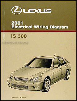 car manuals free online 2001 lexus gs seat position control 2001 lexus is 300 wiring diagram manual original