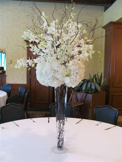 silk flower centerpieces for wedding reception artificial flowers for the reception weddingbee