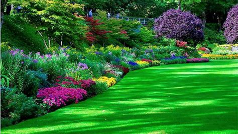 images of beautiful flower gardens beautiful flower garden