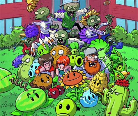 plants vs zombies volume 3 bully for you upcoming releases for 6 17 15 worlds