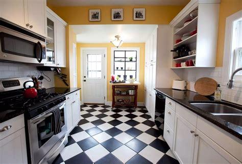 white kitchen flooring ideas top modern kitchen flooring materials small design ideas