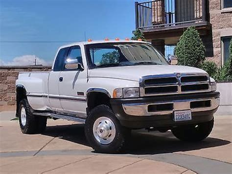 Dodge Ram 3500 by 1997 Dodge Ram 3500 For Sale 48 Used Cars From 2 726