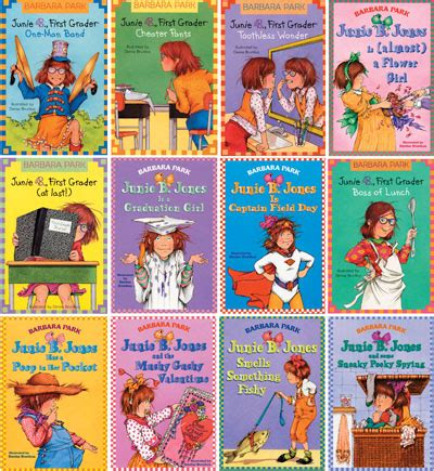 pictures of junie b jones books to our where do we find the time page 3