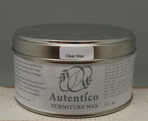 chalk paint wax autentico furniture wax for use with chalk paint clear