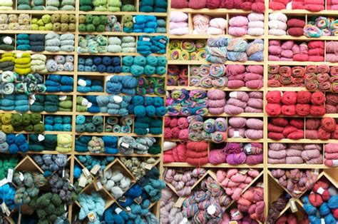 knit shop the store yarns on