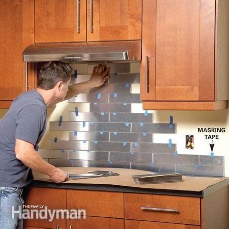 inexpensive backsplash ideas for kitchen 30 unique and inexpensive diy kitchen backsplash ideas you