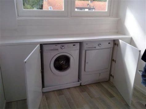 Tafel Wasmachine Ikea by 25 Beste Idee 235 N Over Slaapkamer Op Zolder Berging Op