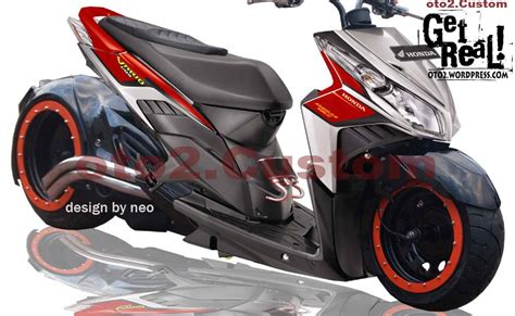 Oto Trend Modifikasi Motor by Modifikasi Motor Djarum Black Oto Trendz