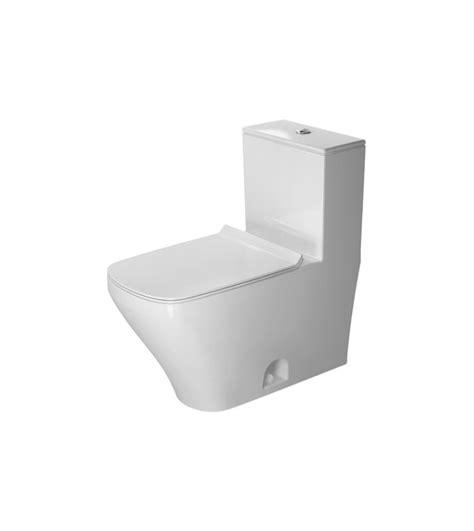 Duravit Toilet Accessoires by Duravit 2157010005 White Durastyle Dual Flush One Piece