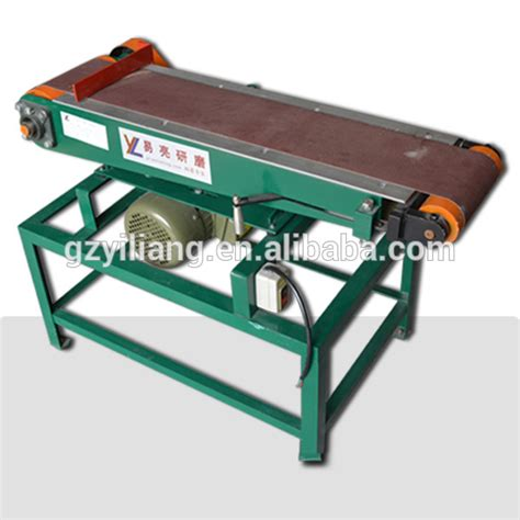 machines for woodwork automatic sanding machine for wood with wide abrasive belt