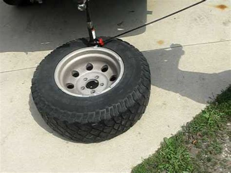 how to a tire bead tire bead breaker
