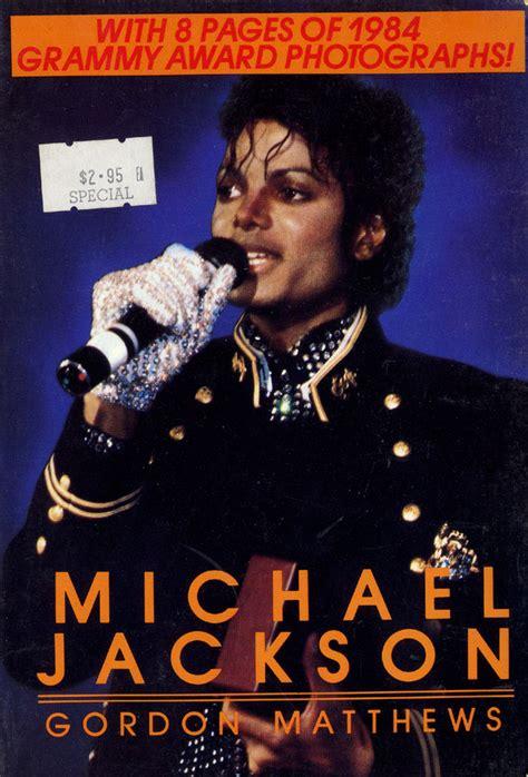 michael jackson picture book michael jackson book 1984