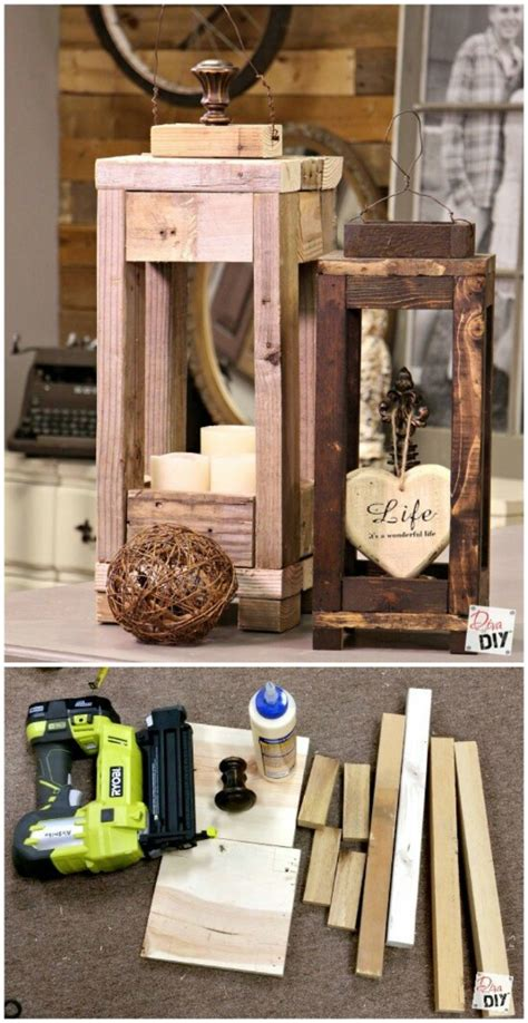 wood decoration 20 impossibly creative diy outdoor decorations