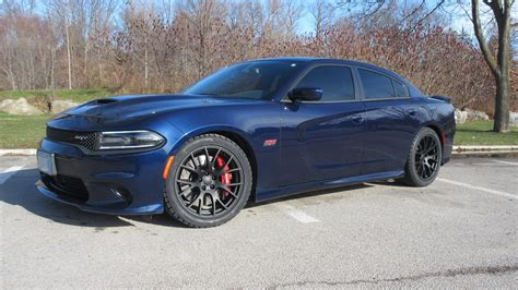 Charger Hellcat Awd by Awd Dodge Charger With Hellcat Wheels Autos Post