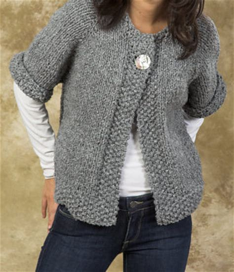 easy knitting pattern for coat sweater knitting patterns in the loop knitting