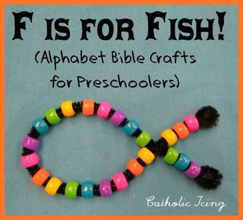 easy bible crafts for easy bible craft for preschoolers or any age f is for